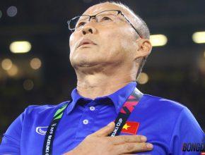 """HLV Park Hang-seo: """"Có hơi chút thất vọng về 2 bàn thua của ĐT Việt Nam"""""""