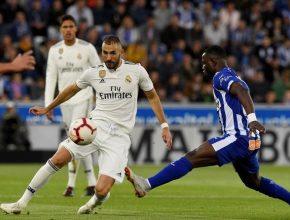 Đả bại Valencia, Real Madrid áp sát top 3
