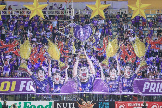 V.League vinh dự đoạt giải Vàng châu Á do AFC bình chọn