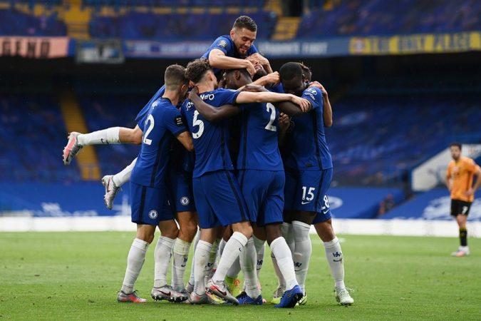 Kết quả Chelsea vs Wolves: The Blues đoạt vé C1 kịch tính