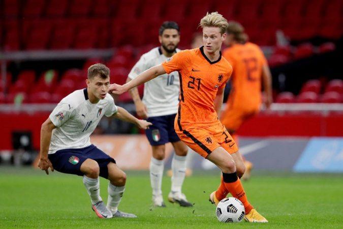 Kết quả Hà Lan 0-1 Italy: Cú đấm chí mạng dập tan cơn lốc cam