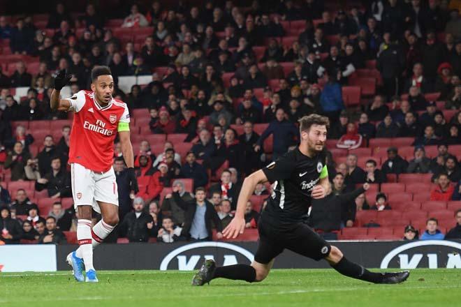 Kết quả bóng đá Europa League, Arsenal - Eintracht Frankfurt: 2 đòn cực đau & nguy cơ bị loại - 1